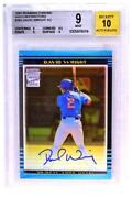 2002 Bowman Chrome David Wright