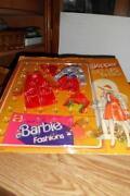 Barbie Get UPS N Go