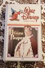 Disney The Prince and The Pauper VHS