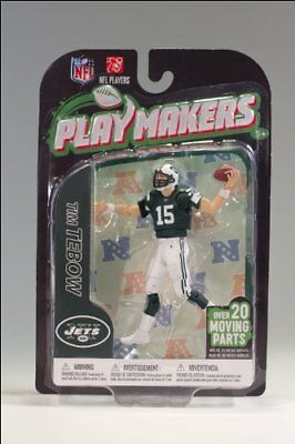 NFL Playmakers Series 3 Tim Tebow Jets 4in Action Figure McFarlane Toys