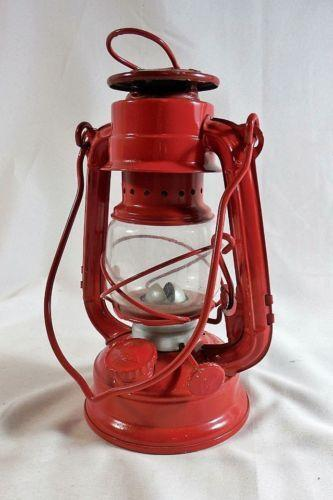 Vintage Metal Oil Lamp Ebay