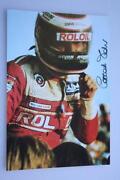 Autogramme Motorsport