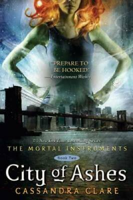 City of Ashes (The Mortal Instruments, Book 2) - Paperback - GOOD
