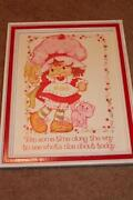 Strawberry Shortcake Frame