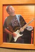 Eric Clapton Signed
