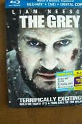 The Grey Blu Ray