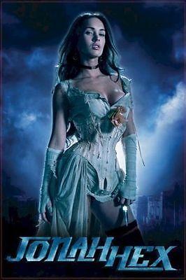 Megan Fox Poster   Jonah Hex Movie Full Size Poster   Fox Sexy Celebrity Print