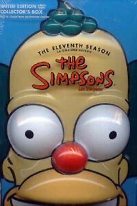 Simpsons Season 11 Krusty Head