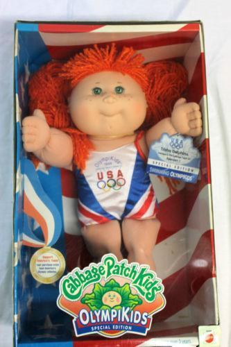 1995 Cabbage Patch Kids Ebay
