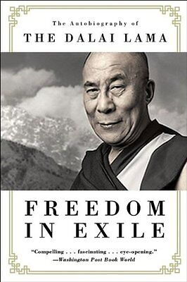 Freedom In Exile  The Autobiography Of The Dalai Lama By Dalai Lama