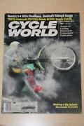 Vintage Cycle Magazine