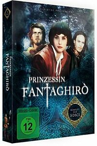 Prinzessin Fantaghiro - Komplett Box - DVD