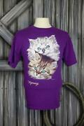 Cat Shirt Vintage