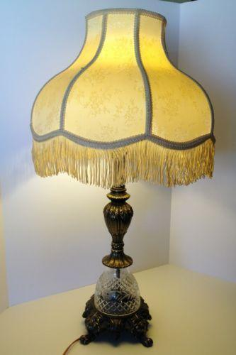 Antique Lamp Shade Ebay