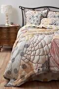 Anthropologie Quilt King
