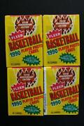Unopened Basketball Cards