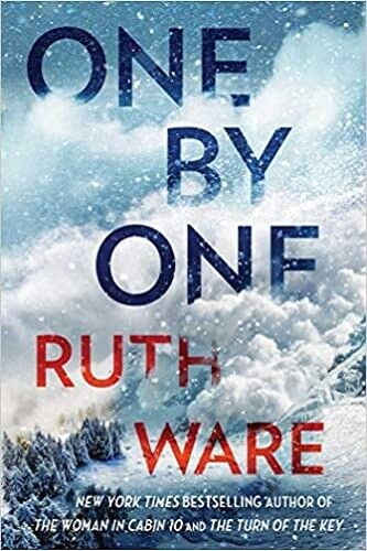 One by One by Ruth Ware (2020, Hardcover)