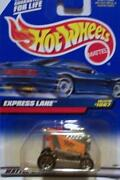 Hot Wheels Express Lane