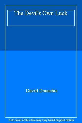 The Devil's Own Luck,David Donachie- 9780330318464