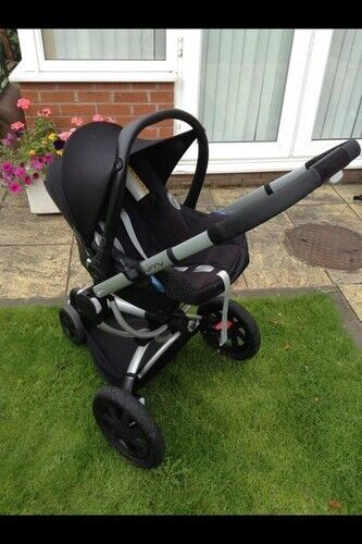 Quinny Buzz Travel System Stroller with Maxi Cosi Cat, Free ...