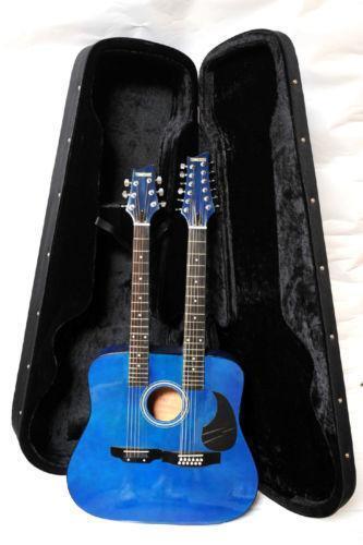 12 string electric guitar ebay. Black Bedroom Furniture Sets. Home Design Ideas