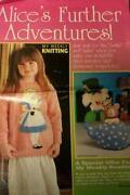 Alice in Wonderland Knitting Patterns