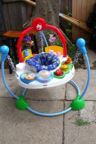 Fisher Price Jumperoo Baby Jumping Exercisers Ebay
