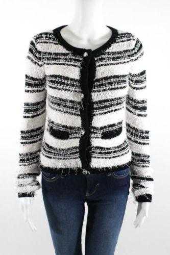Black And White Striped Sweater Ebay
