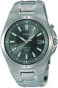 Mens Seiko Titanium Watches