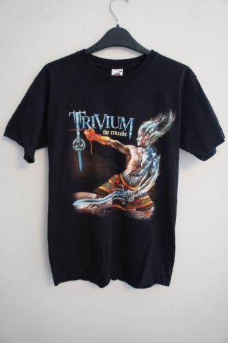 Trivium T Shirt EBay