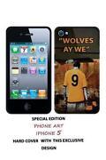 Wolverhampton Wanderers iPhone Case
