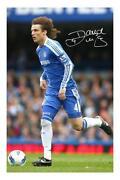 David Luiz Signed