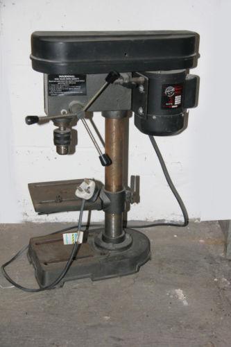 Used Bench Drill Ebay