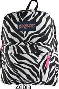 Pink Jansport Backpack
