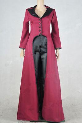 Once Upon A Time Cosplay Regina Mills Evil Queen Costume Best for You Halloween[ (Best Cosplay Halloween Costume)