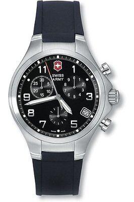 Victorinox Swiss Army Base Camp Men's Chronograph - 24722 new chrono black