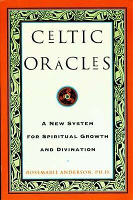 NEW Celtic Oracles History Spiritual Growth Divination Symbolism Folklore Myths
