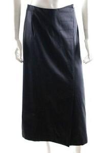 070bd664bc8 Long Black Satin Skirt