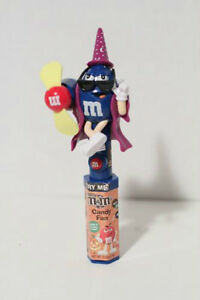M&M's collectible Wizard Fan WORKS!