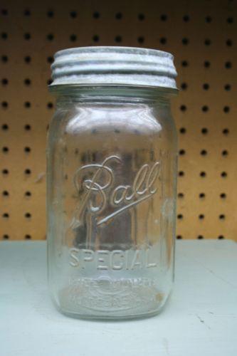 Ball Special Jar Ebay
