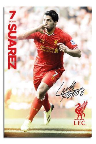 Liverpool Poster Ebay