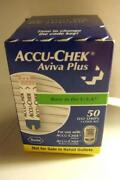 Accu-chek Aviva Diabetic Test Strips