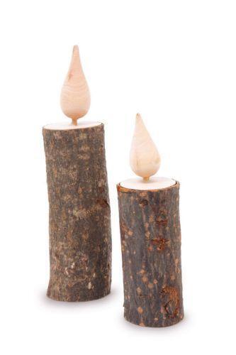 Partylite Kerzenständer Holz ~ Kerzen Aus Holz Möbel & Wohnen  eBay