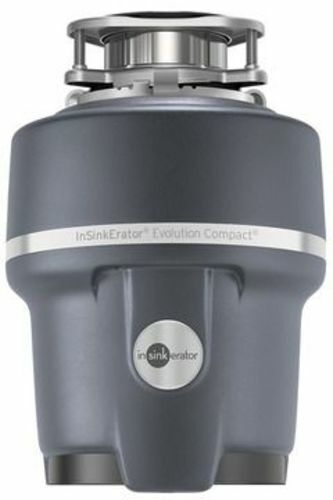 InSinkErator COMPACT Evolution 3/4 HP Continuous Garbage Disposal - Without
