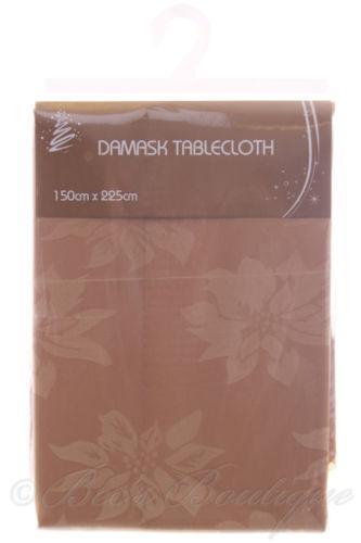 Gold Damask Tablecloth Ebay