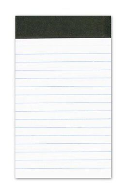 Ampad 3 X 5 Writing Pad - 50 Sheet - 15 Lb - Legalnarrow Ruled - Amp20208