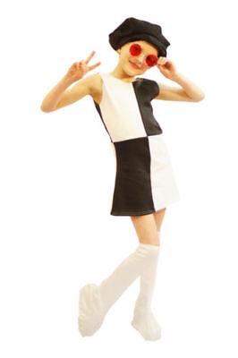 Hairspray-Sweet Charity-Dance-Fancy Dress 1960'S QUANT DRESS - Child-Adult - 1960's Dance Kostüm