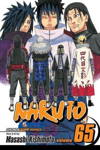 Naruto shippuden manga ebay - Manga naruto shippuden ...