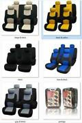 Chevy Cobalt Seat Covers