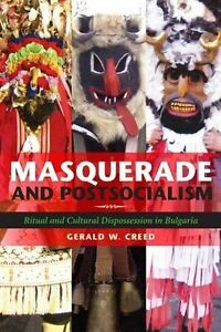 Masquerade and Postsocialism – Creed Windsor Region Ontario image 1